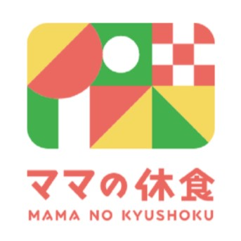 ママの給食ロゴ正方形